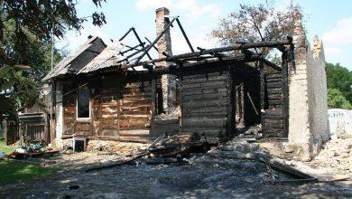 pożar, gmina żytno, borzykowa, pomoc, rodzina łysakowskich