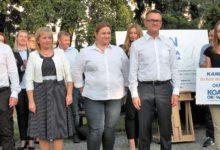 radomsko, koalicja obywatelska, radni, kandydaci, wybory