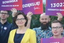 Photo of POSEŁ ANITA SOWIŃSKA DZIĘKUJE ZA POPARCIE I DEKLARUJE: BĘDĘ WSPIERAĆ RADOMSKO