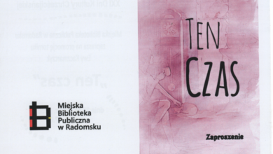 """Photo of """"TEN CZAS"""" EWY KACZMARCZYK"""