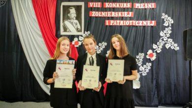 Photo of KONKURS PIEŚNI ŻOŁNIERSKIEJ I PATRIOTYCZNEJ W PSP 9