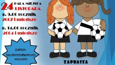 Photo of DZIEWCZYNY DO PIŁKI! RAP ORGANIZUJE GIRLS CUP