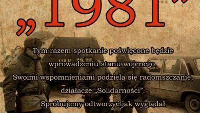 """Photo of JAK WYGLĄDAŁ STAN WOJENNY W RADOMSKU? WIECZOREK RADOMSKOWSKI """"1981"""""""