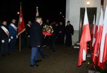 Photo of RADOMSZCZANIE UCZCILI 38. ROCZNICĘ WPROWADZENIA STANU WOJENNEGO