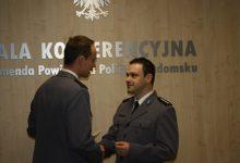 Photo of SPOTKANIE WIGILIJNE W KOMENDZIE POWIATOWEJ POLICJI