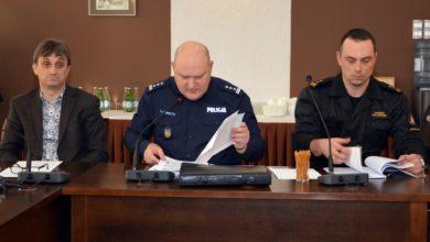 Photo of BEZPIECZEŃSTWO W POWIECIE. STATYSTYKI POLICJI I STRAŻY POŻARNEJ