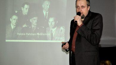 Photo of WYKŁAD DR. TOBIASZA TOBORKA W MUZEUM