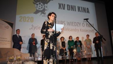 """Photo of Dni Kina: Konkurs wiedzy o kinie """"Życie i twórczość Aleksandry Koniecznej"""""""