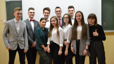 """Photo of Uczniowie I LO wśród laureatów konkursu """"Klimat to przyszłość"""""""