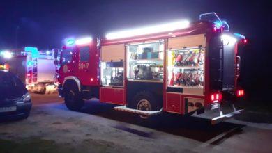Photo of Pożar w gminie Kamieńsk i Woli Jedlińskiej