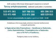 Photo of Informacje na temat tarczy antykryzysowej dla przedsiębiorców z Radomska i okolic