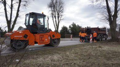 Photo of Wiosenne remonty dróg na terenie powiatu radomszczańskiego