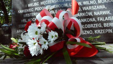 Photo of Kwiaty w 75. rocznicę zakończenia II Wojny Światowej
