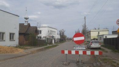 Photo of Ulica Św. Rozalii jednokierunkowa