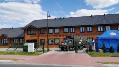 Photo of Pensjonariusze wracają do DPS w Kleszczowie