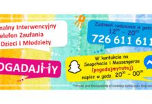 Photo of Interwencyjny Telefon Zaufania dla Dzieci i Młodzieży