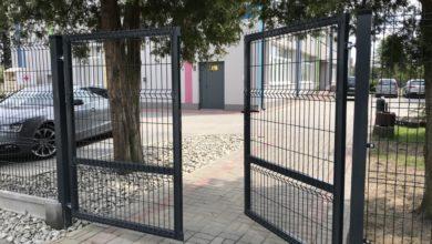 Photo of BO: Bezpieczna trójka. PSP nr 3 ma nowe ogrodzenie