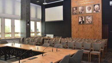 Photo of Wyremontowana sala obrad w Urzędzie Miasta [FOTO]