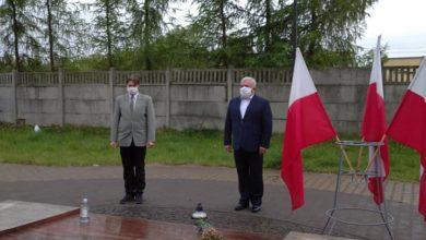 Photo of Radomszczańska Lewica oddała hołd Polakom zamordowanym na Kopcu