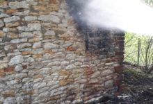 Photo of Pożar pustostanu w gminie Żytno