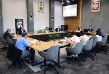 Photo of W urzędzie obradowali miejscy radni