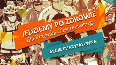 Photo of Tour de Radomsko. Jedziemy dla Przemka Ciemniewskiego