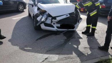 Photo of Wypadek na skrzyżowaniu ul. Piastowskiej i Tysiąclecia
