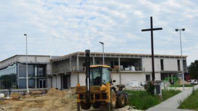 Photo of Jak postępuje budowa nowego basenu? [FOTO]