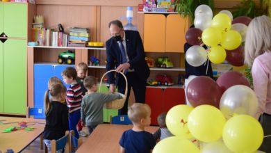 Photo of Życzenia i upominki od prezydenta dla przedszkolaków