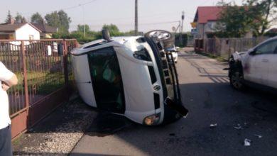 Photo of Pościg za pijanym kierowcą. 32- latek uderzył w zaparkowany samochód