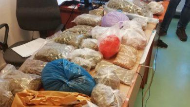 Photo of Radomszczańscy policjanci zabezpieczyli 14 kg narkotyków
