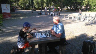 Photo of Rozegrali wakacyjny Turniej Szachowy w plenerze