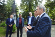 Photo of Minister Wojciech Murdzek zachęcał w Radomsku do głosowania na Andrzeja Dudę
