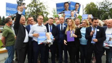 Photo of Borys Budka w Radomsku zachęcał do głosowania na Rafała Trzaskowskiego
