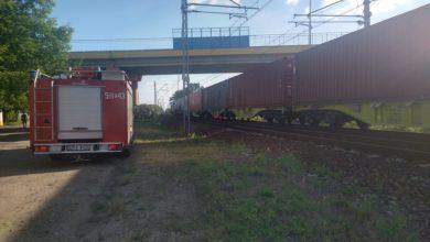 Photo of Samobójstwo na torach na ul. Warszyca