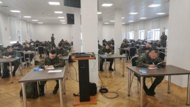Photo of Ponad 50 łódzkich Terytorialsów rozpoczęło szkolenie w szkole podoficerskiej