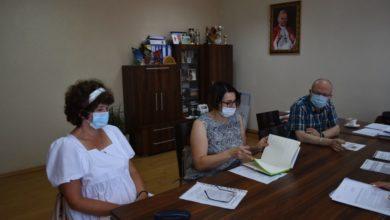 Photo of Burmistrz Kamieńska spotkał się z dyrektorami szkół