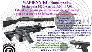 """Photo of Piknik Strzelecki nie tylko dla klubowiczów. """"10-tka"""" zaprasza na strzelnicę w Wapiennikach"""