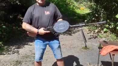 """Photo of """"10-tka"""" zaprasza na trening na strzelnicy w Wapiennikach"""