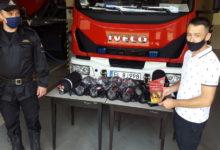 Photo of Wsparcie od Frigo Logistics dla strażaków