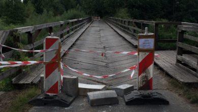 Photo of Awaria mostu w Krzętowie
