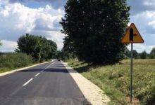 Photo of Kolejny odcinek drogi do Piskorzeńca wyremontowany