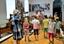 Photo of Lato w Muzeum. Mozaika i Tkanina dla najmłodszych