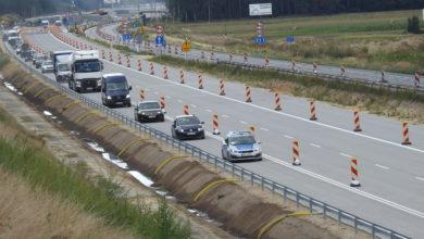 Photo of Odcinkowy pomiar prędkości na nowo wybudowanej autostradzie A1