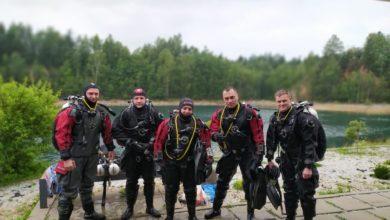 Photo of Strażacy wzięli udział w ćwiczeniach nurkowych