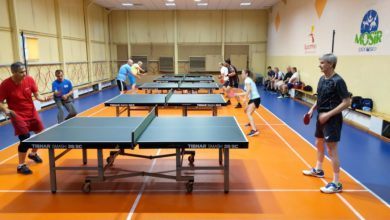 Photo of Ruszyła rywalizacja w tenisie stołowym