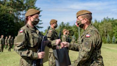 Photo of Terytorialsi złożyli przysięgę