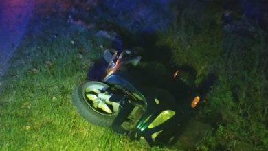 Photo of Pijany motocyklista spowodował kolizję