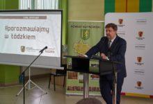 Photo of Porozmawiajmy w Łódzkiem: marszałek Grzegorz Schreiber z wizytą w Radomsku