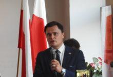 Photo of Jarosław Gowin w Radomsku. Porozumienie wybrało regionalne władze